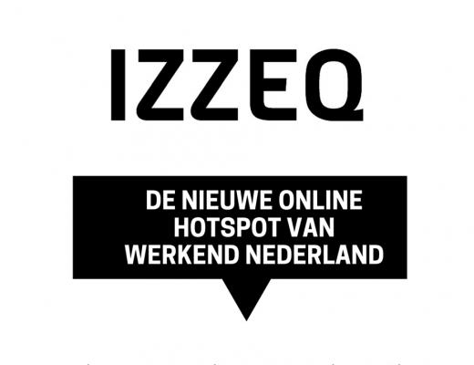 IZZEQ | De nieuwe online hotspot van werkend Nederland